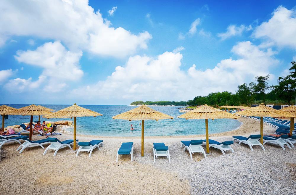 Relax And Enjoy Our Beach Funtana Istria Croatia