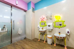 Children bathroom